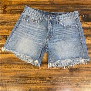 Lucky Brand Boyfriends denim shorts